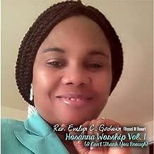 Hosanna Worship, Vol. 1: I Can't Thank You Enough