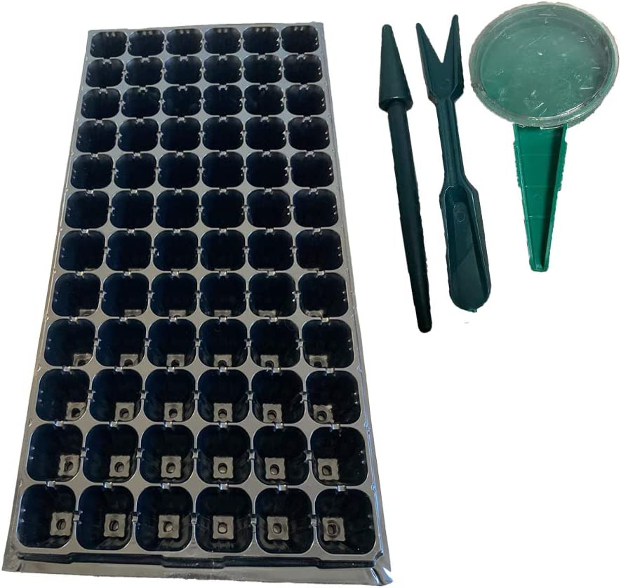 10 Pack Seedling Baltimore Mall Starter Trays fo ! Super beauty product restock quality top! Cells 720 Total
