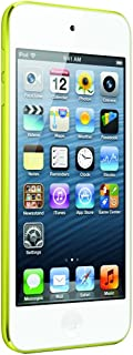 Apple iPod Touch 64GB (5th Generation) - Yellow (Renewed)