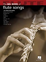 Hal Leonard The Big Book Of Flute Songs