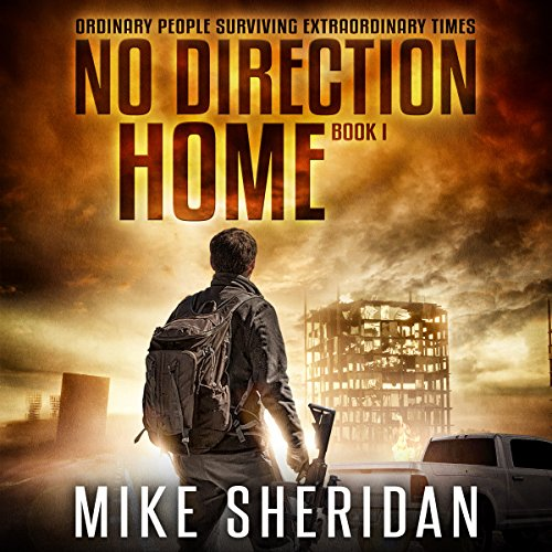 No Direction Home audiobook cover art