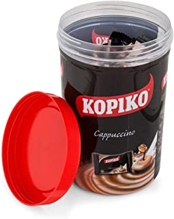 Kopiko, Cappuccino Candy with Milk, 200 pieces