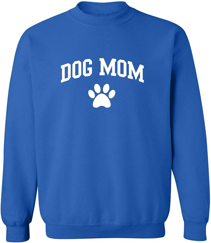 Dog Mom Crewneck Sweatshirt