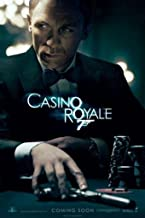 (11x17) Casino Royale (James Bond) Movie Poster
