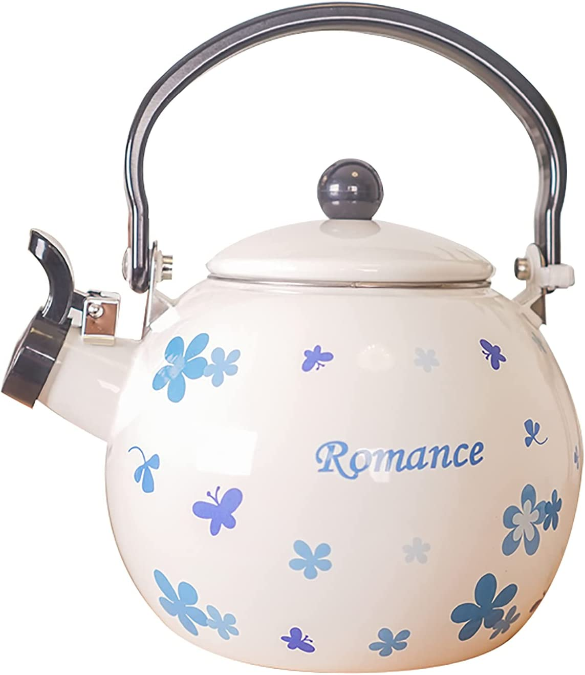 Stove Top Whistling Max 51% OFF Tea Kettle 2 Translated Stainless Te L Steel