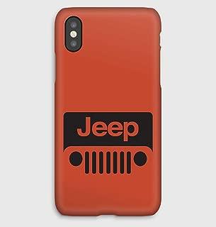 Jeep Wangler iPhone case 11, 11 Pro, 11 Pro Max, XS,XS Max,XR, X, 8, 8+, 7, 7+, 6S, 6, 6S+, 6+, 5C, 5, 5S, 5SE, 4S, 4,