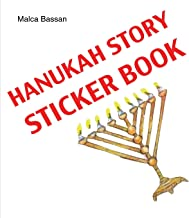 Hanukah Sticker Book