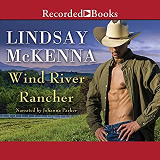 Wind River Rancher     Wind River, Book 2              Written by:                                                                                                                                 Lindsay McKenna                               Narrated by:                                                                                                                                 Johanna Parker                      Length: 11 hrs     Not rated yet     Overall 0.0