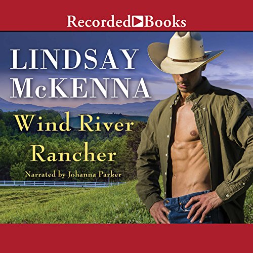 Wind River Rancher audiobook cover art