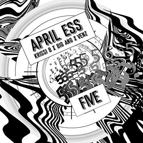 April-Ess, Big Ang, Krissi B, Venz & Krissi