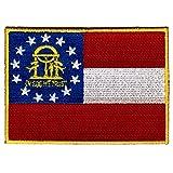 Georgia State Flag...image