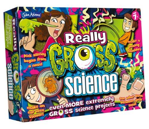 Really Gross Science from John Adams