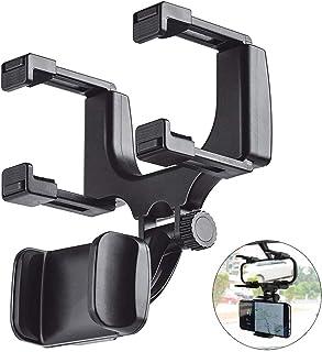 TOPNEW NewTop ST15 - Soporte para Espejo retrovisor de Coche para Smartphone