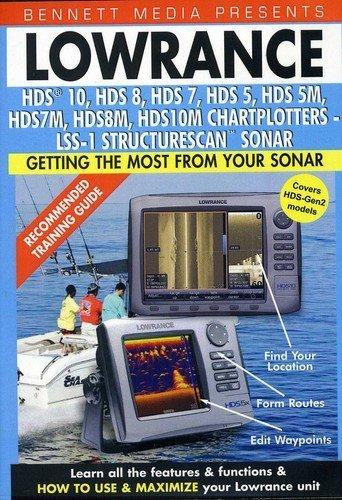 Lowrance Hds 10, Hds 8, Hds 7, Hds 5, Hds 5m, Hds7m, Hds8m, Hds10m Chartplotters - Lss-1 Structurescan(tm) Sonar