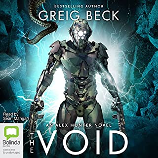 The Void audiobook cover art