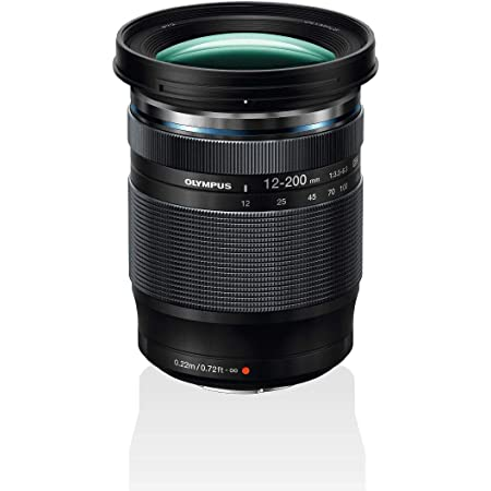 Olympus M Zuiko Digital Ed 12 200mm F3 5 6 3 Objektiv Kamera