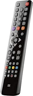 One For All Thomson TV Replacement remote URC1922 – Works with ALL Thomson televisions (LED,LCD,Plasma) – Ideal TV replacement remote control with same functions as the original Thomson remote - black