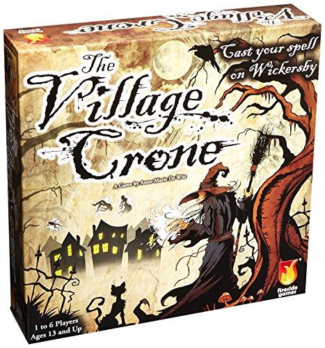 Unbekannt Fireside Games FSG01006 - Brettspiele, Village Crone