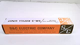 S&C ELECTRIC 132250-R4 Fuse 150E AMP 14.4 KV SM-5 TCC 153-4 Refill Unit
