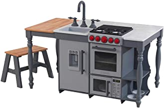 Chef's Cook N Create Island Play Kitchen with Ez Kraft Assembly