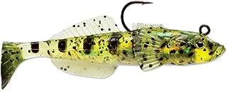 "Bass Fishing 5/"" X-Dawg Sculpin Goby Fishing Lure Bait Mold  FUSIONX 8850MC"