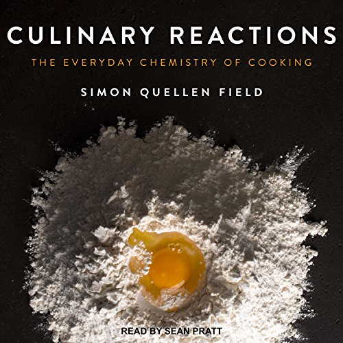 Culinary Reactions cover art