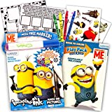 Despicable Me Minions Magic Ink Coloring Book and Play Set (Imagine Ink Book, Mess Free Marker and Play Pack)