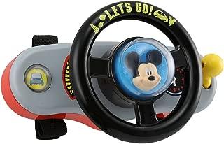 ディズニー はじめて英語 ミッキーマウス おでかけサウンドハンドル
