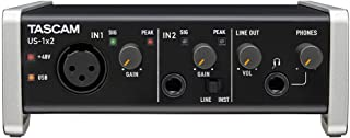 Tascam US-1x2 - Interface USB