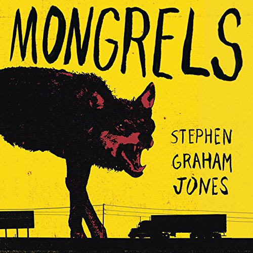Mongrels audiobook cover art