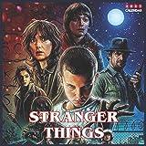 Stranger Things 2021 Calendar: Stranger Things Netflix TV Show 2021 Wall Calendar 8.5' x 8.5' glossy finish
