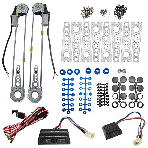 Brock Universal Electric Power Window Regulator...