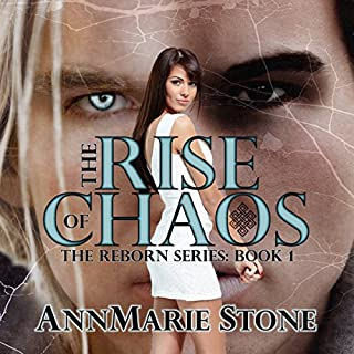 The Rise of Chaos audiobook cover art