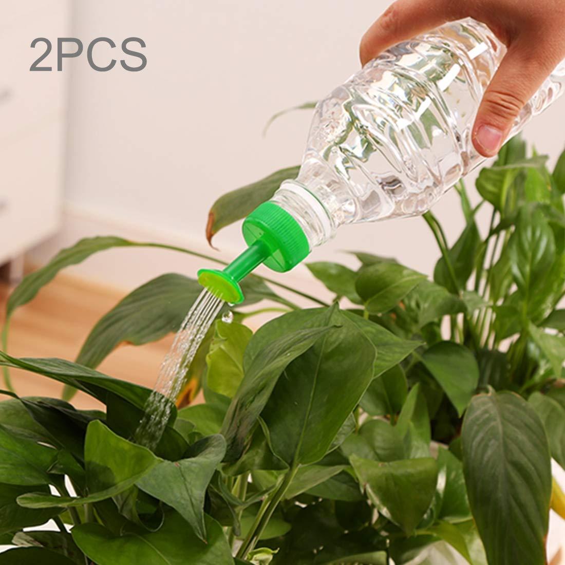 Serie de riego de jardines High Quanlity 2 PCS Aspersor de riego de plástico pequeño portátil