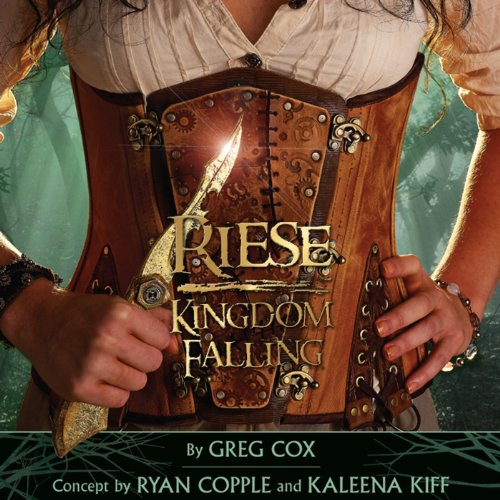 Riese audiobook cover art