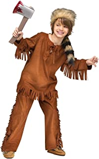 Wild Frontiersman Boys Costume