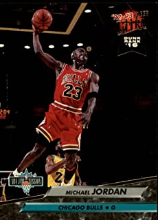 promo code 96c28 8f4a5 1992-93 Fleer Ultra Basketball #216 Michael Jordan NBA Jam Session Chicago  Bulls