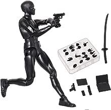 eamqrkt 2 Piezas//Set Light Body Chan /& Kun PVC Movebale Figura de acci/ón Modelo para SHF Versi/ón 2.0 Regalos