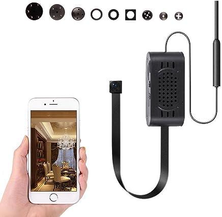 WiFi Hidden Camera SIKVIO HD 1080P Mini Spy Camera Security Camera Wireless Camera with Motion Detection