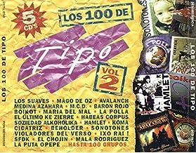 Los 100 De Tipo Vol.2