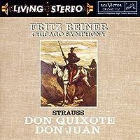 Don Quixote/Don Juan