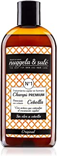Nuggela & Sulé champú premium con extracto de cebolla
