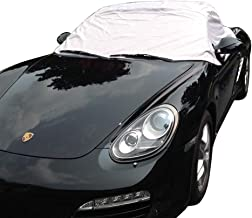 North American Custom Covers Compatible Soft Top Roof Protector Half Cover for Porsche Boxster 987