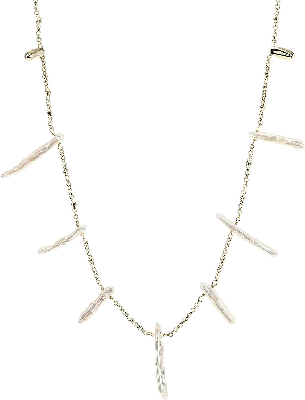 Kendra Scott Eileen Long Strand Necklace