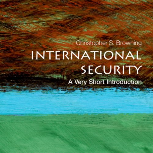 『International Security』のカバーアート