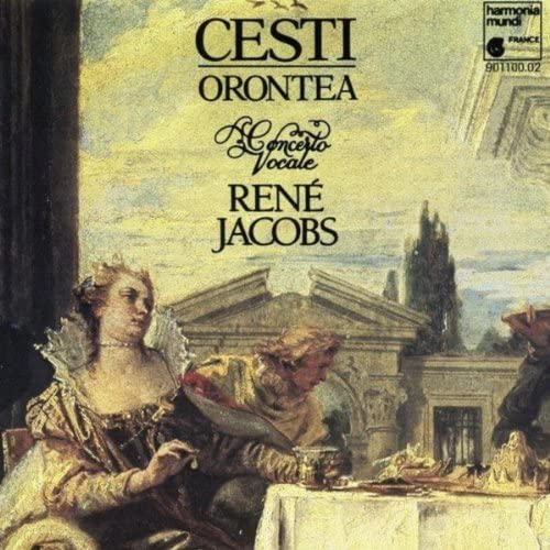 Rene Jacobs & Concerto Vocale