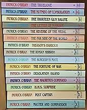 15 Book Set: The Aubrey Maturin Series - Master and Commander, Post Captain, HMS Surprise, The Mauritius Command, Desolati...