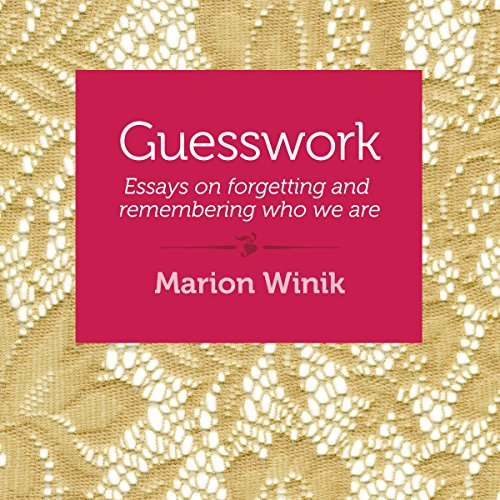 Guesswork audiobook cover art