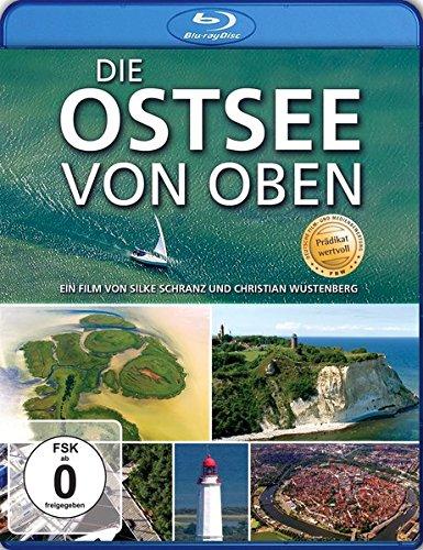 Die Ostsee von oben: Der Kinofilm - Blu-ray