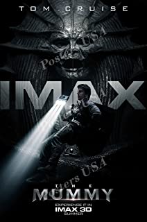Posters USA - The Mummy 2017 GLOSSY FINISH Movie Poster - FIL506 (24